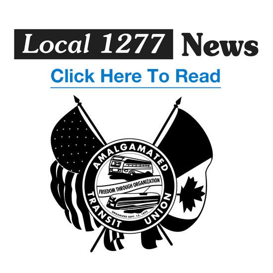 Local 1277 December 2016, Newsletter